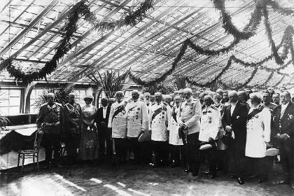 Ботанический сад во времена царской России