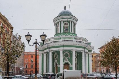 Евангелическо-лютеранская церковь святой Анны Анненкирхе в СПб