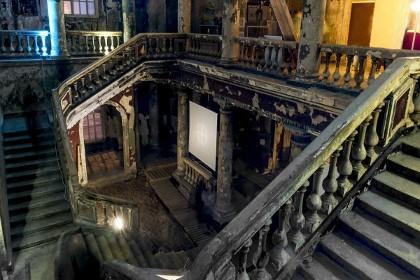 Лютеранская церковь святой Анны в СПб внутри