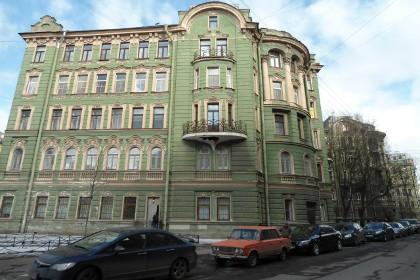 Доходный дом Колобовых в СПб
