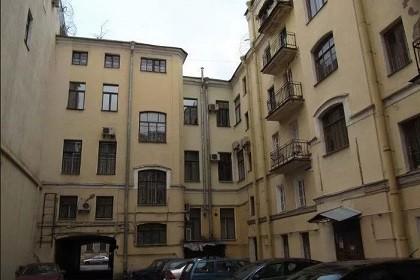 Басков переулок, д. 12