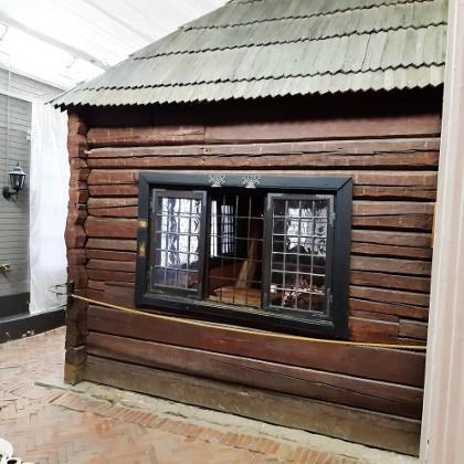 Первый Домик Петра I в СПб