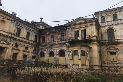 Михайловская усадьба в СПб