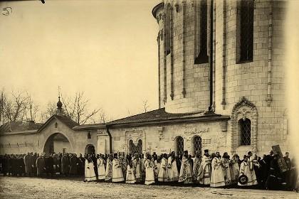 Освящение Феодоровского собора в СПб, 15 января 1914 года