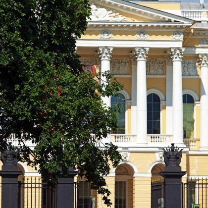 Государственный Русский музей в Санкт-Петербурге