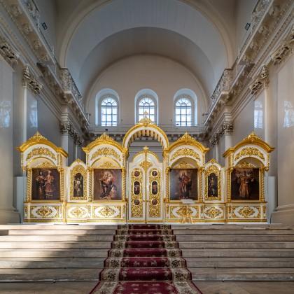 Воскресенский Смольный собор