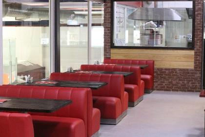 Ресторан в ЛТЦ «Красная Звезда»