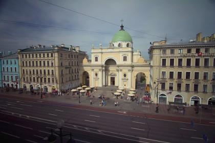 Базилика святой Екатерины Александрийской в СПб