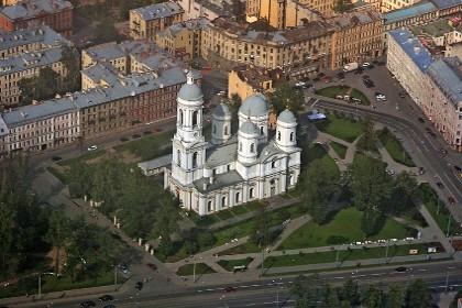 Князь-Владимирский собор в СПб