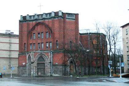 Костел Сердце Иисуса в СПб