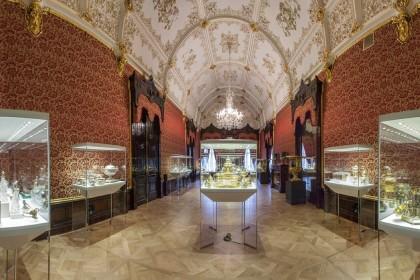 Шуваловский дворец в Санкт-Петербурге