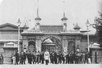 Зоопарк в Санкт-Петербурге конца XIX века