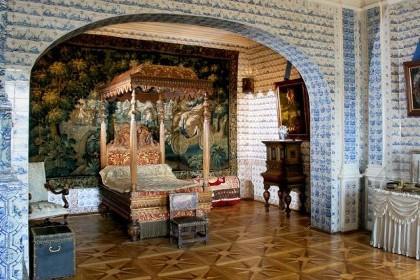 Интерьер Меншиковского дворца в СПб