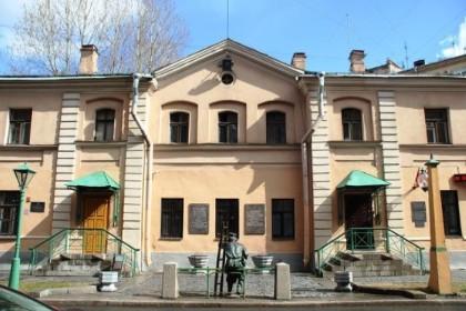 Музей фонарей под открытым небом в СПб