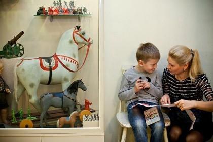 Музей игрушки в Санкт-Петербурге
