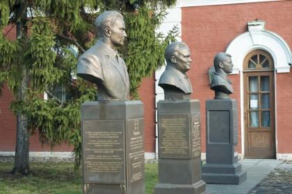 Музей космонавтики и ракетной техники имени В.П. Глушко в СПб