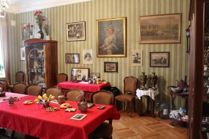 Музей-квартира Бенуа в СПб