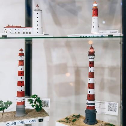 Музей маяков в форте «Константин» под СПб