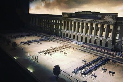 Музей оловянного солдатика в СПб