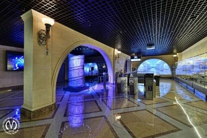 Интерактивный центр истории метро в СПб