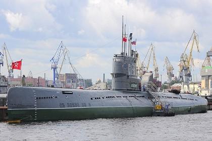 Музей «Подводная лодка» в Петербурге