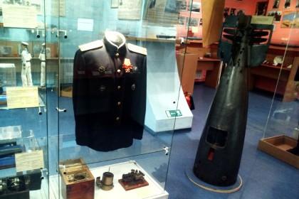 Музей истории подводных сил России им. А.И. Маринеско в СПб