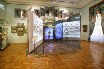 Музей театрального и музыкального искусства в СПб
