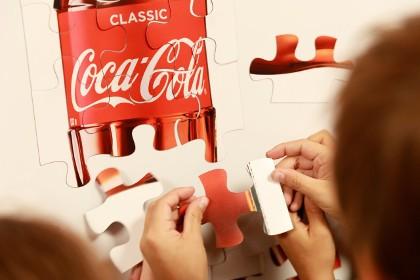 Игровой квиз на заводе Coca-Cola в Санкт-Петербурге