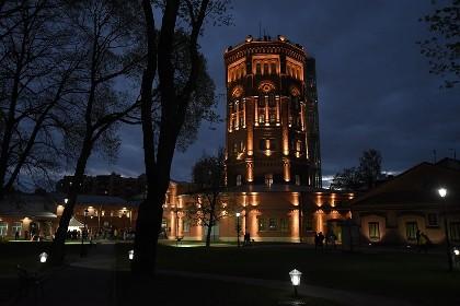 Водонапорная башня в СПб