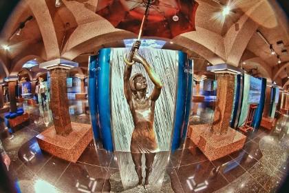 Экспозиционно-выставочный комплекс «Вселенная Воды» в СПб