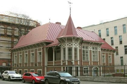 Особняк Добберт в СПб