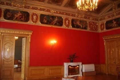 Интерьер особняка Кочубея в СПб