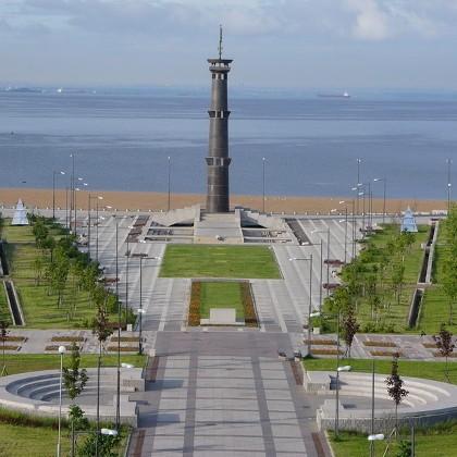 Парк 300-летия Петербурга