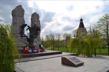 Парк Интернационалистов в СПб