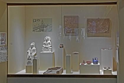 Раздел постоянной экспозиции «Религии Востока». Буддизм в музее Религии