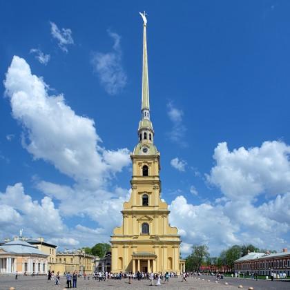 Петропавловский собор в СПб