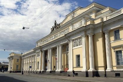 Российский этнографический музей в СПб