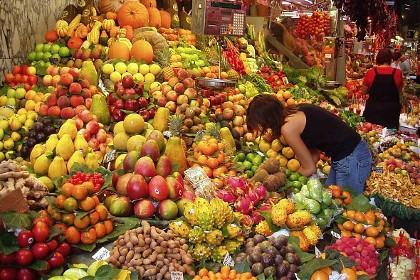 Сенной рынок в Петербурге