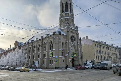 Евангелическо-лютеранский собор святого Михаила Церкви Ингрии в СПб