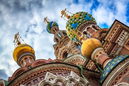Православный мемориальный однопрестольный храм Спас на Крови