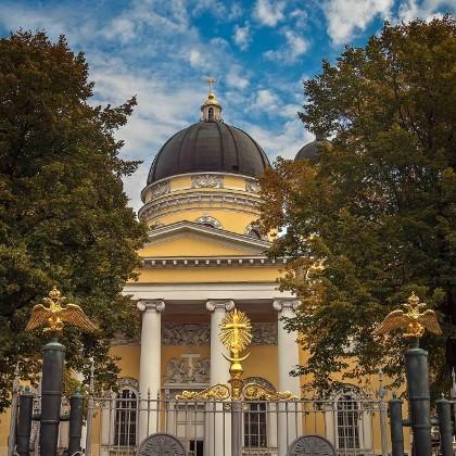 Спасо-Преображенский собор в наши дни в СПб