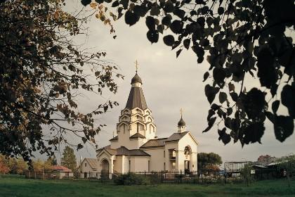 Церковь Георгия Победоносца в СПб
