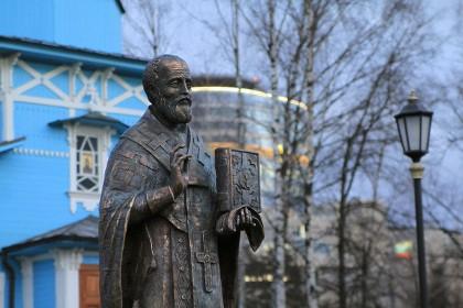 Церковь Димитрия Солунского в СПб