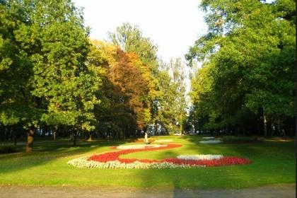 Удельный парк в СПб