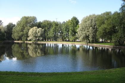 Южно-Приморский парк в СПб