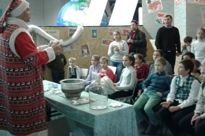 Мастер-класс в музее «Фабрика елочных игрушек» в СПб