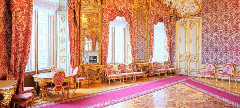 Дворец Белосельских-Белозерских в СПб