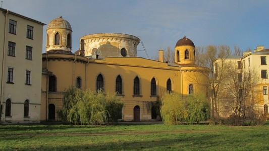 Чесменский дворец в СПб